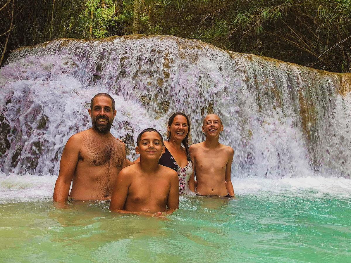 Portrait de famille : 7 questions à la famille Lespéruiz