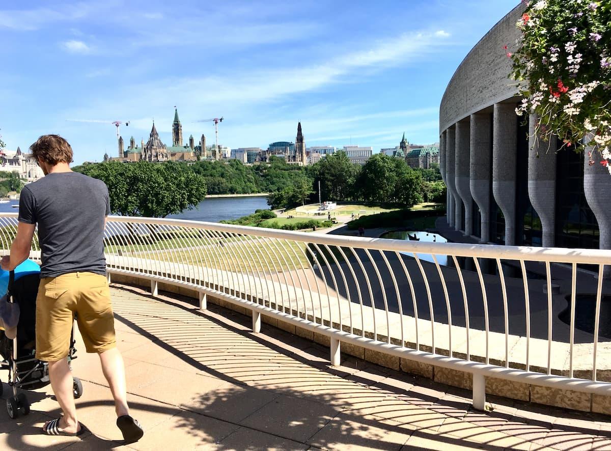 Vue Ottawa